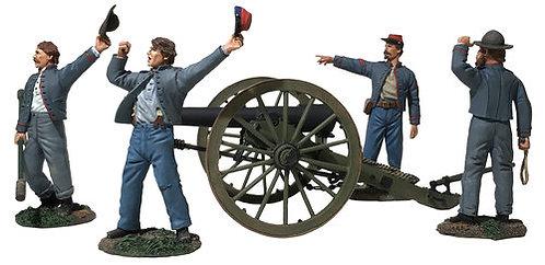 """31264 - """"We Hit 'em Boys!"""" Confederate 10-Pound Parrott Gun"""