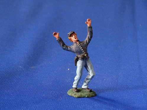 CORD-2036-Union Infantry - ACW - Unknown Manufacturer - 54mm Metal No Box