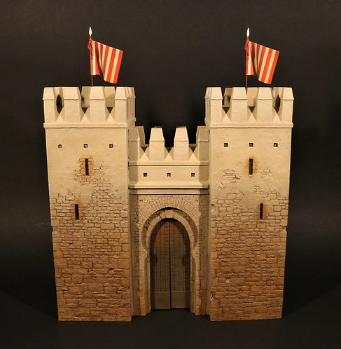 AND-100 - Andalusian Castle - Gatehouse