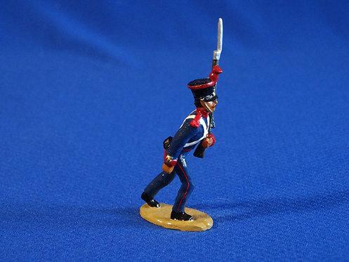 CORD-AL240 - Mexican Fusilero Marching - Alamo - Unknown Manufacturer
