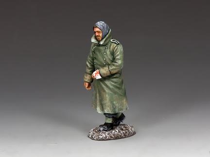 BBA073 - Prisoner in Great Coat