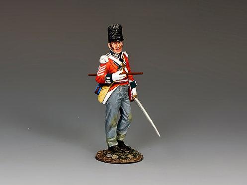 NA435 - Regimental Sergeant Major