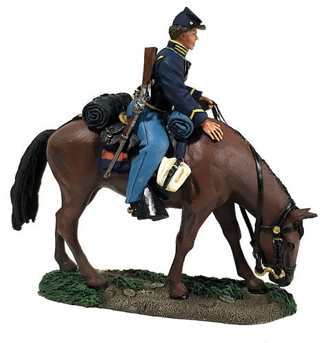 31277 - Federal Cavalry Trooper Mounted No.1