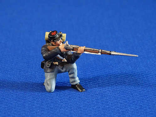 CORD-2110 - Union Infantry - ACW - Frontline - 54mm Metal - No Box