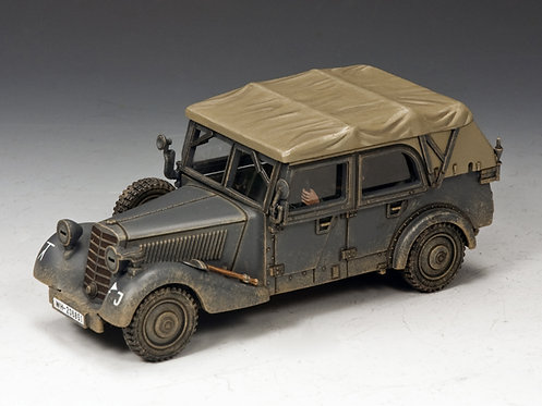 WS248 - Sd.Kfz.2 Military Car