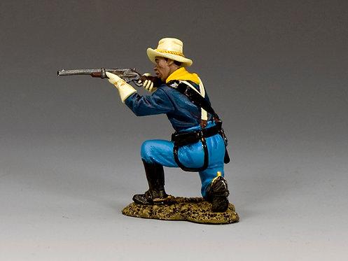 TRW118 - Buffalo Soldier Kneeling Trooper