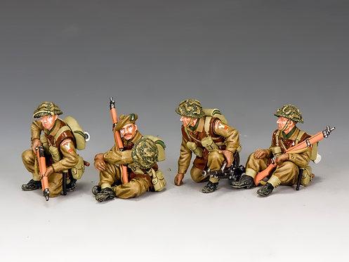 BBB002 - British Tank Riders Set