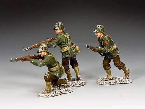 BBA088 - Winter Rifle Section