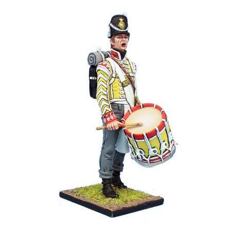 MB078 - British 30th Regt of Foot Grenadier Drummer