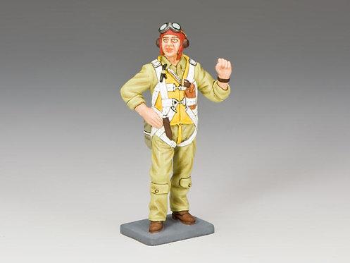 USN015 - Lieutenant D.C. Freeman, WW2 U.S. Navy