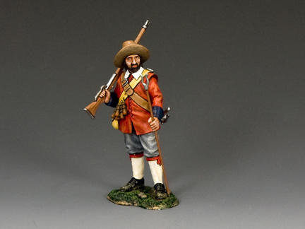 PnM019 - Standing Musketeer