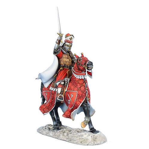 CRU106 - Mounted Prince Bishop Hermann of Dorpat