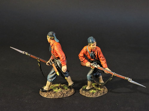11NY-15 - 2 Infantry, 11th Regiment NY Volunteer Infantry