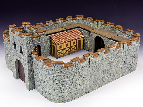 RF007(G) - The Complete Roman Fort (Greystone)