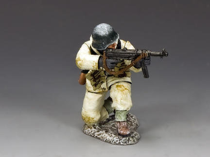 BBG079 - Kneeling Aiming MP40