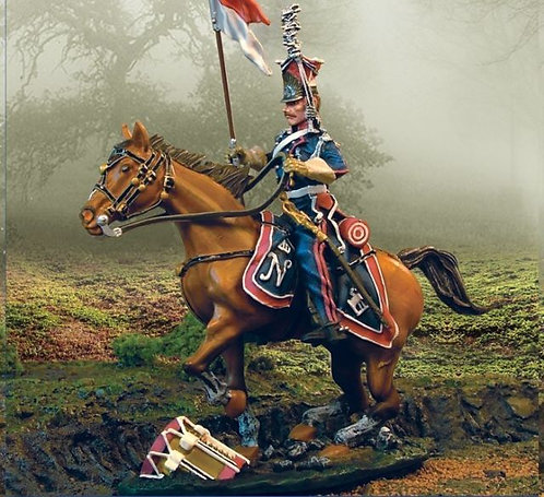 CS00337 - Polish Lancer Canting