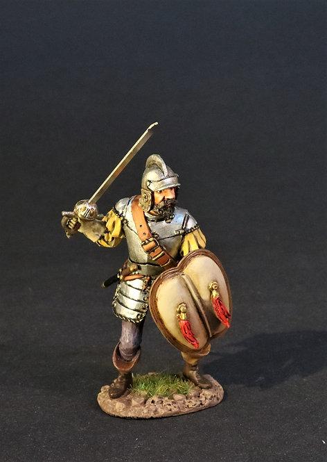 CQ-12 - Spanish Sword and Buckler Man