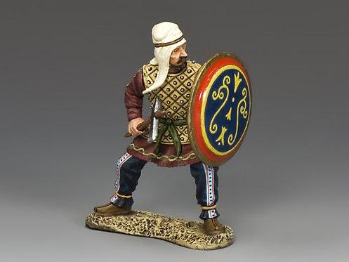 AG018 - Persian Warrior with Axe - KC