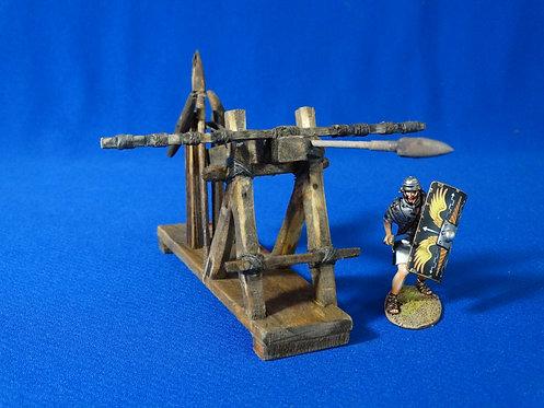 VD-003 - Roman Scorpion (Large) Wood Construction - 60mm Scale - Volk De