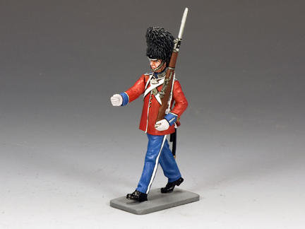 CE010 - Marching Guardsman with Rifle