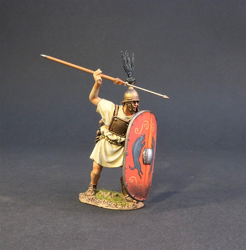 HMRR-14R - Hastatus, the Roman Army of the Mid Republic