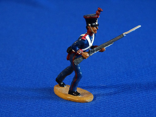 CORD-AL267 - Mexican Fusilero Advancing - Alamo - Unknown Manufacturer -