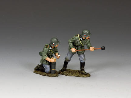 WH073 - Additional Artillery Crew #3