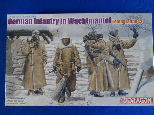 COJG-215 - German Infantry in Wachtmantel (Leningrad 1943) - German WWII