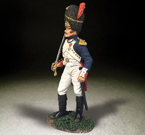 36160 - French Imperial Guard Company Officer