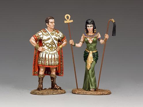 """AE-S01 - """"Antony & Cleopatra"""" Set"""