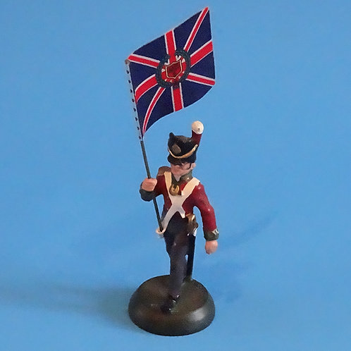 MI-462 - British Infantry Flag Bearer - Amiral Palou - Metal 54mm - No Box
