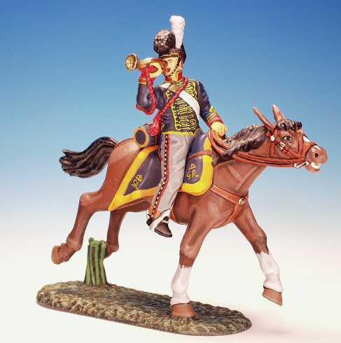 RHA.5. - Mounted Trumpeter, Royal Horse Artillery