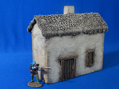 VD-035 - Large House - 60mm Scale - Foam Construction - Volk Designs