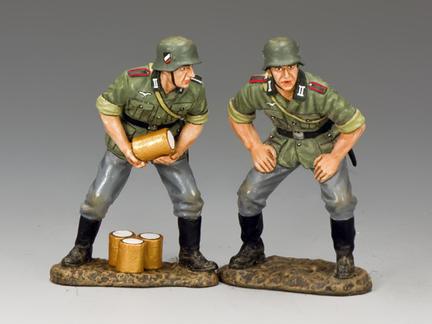 WH065 - Gun Crew #2