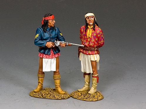 TRW141 - Apache Prisoner & Apache Guard
