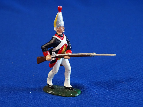 CORD-RA0331 - Prussian/Hessian Grenadier Advancing - AWI - LeMans - 54mm