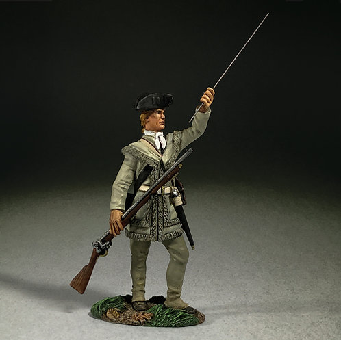 16068 - Continental Line in Hunting Shirt Standing Loading