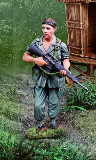 CS01002P - Platoon Sgt. Elias