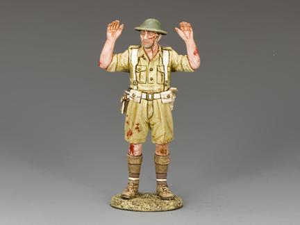 JN039 - Captured British / Empire Soldier
