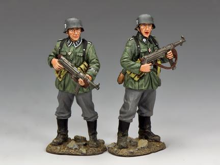 WS315 - SS Bunker Bodyguards