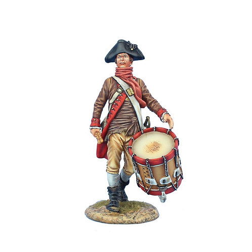 AWI119 - US 12th Continental Regt Drummer