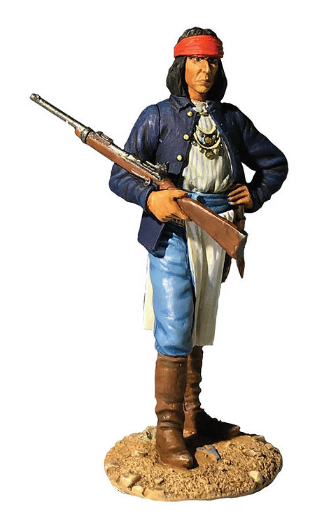 32002 - U.S. Army Apache Scout, 1880s