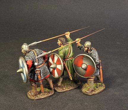 SX-202122A - Saxon Fyrdmen, Anglo Saxon/Danes