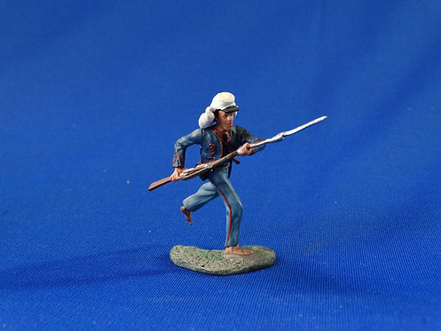 CORD-0390 - Union Infantry - Forward March - ACW - 54mm Metal No Box