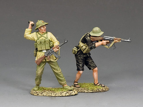VN078 - NVA/VC Assault Team Set #1