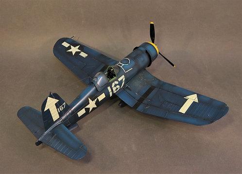 BH-01(167) - Vought F4U-1D Corsair, Lt. CDR. Roger Hedrick