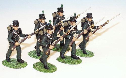 95RB.3. - 6 Skirish Order,95th Rifle Brigade