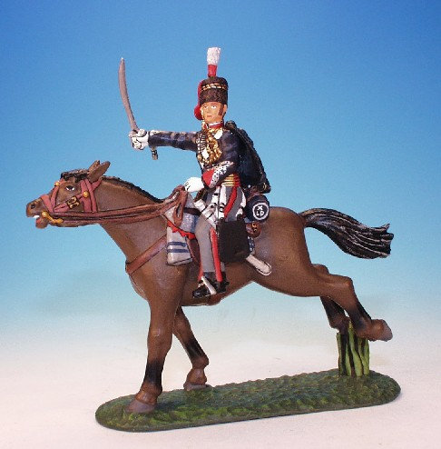 10H.6. - Officer Leading Troops, 10th Hussars