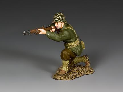 DD309 - Kneeling Rifleman