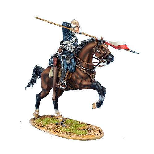 ZUL031 - British 17th Lancers Sergeant